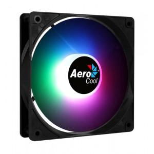 AEROCOOL LED ανεμιστήρας FROST-12, molex + 3-Pin connector, 120mm, FRGB FROST-12-3P