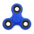 Fidget Spinner FS-006, Plastic, 3 leaves, Blue, 1 minute