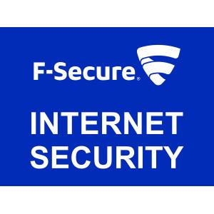 F-SECURE Internet Security ESD, 1 συσκευή, 1 έτος FSIS-ESD-1