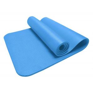 Στρώμα γυμναστικής FT16Β, 183 x 61 x 1.5cm, μπλε FT16B