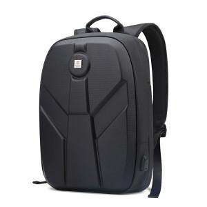 ARCTIC HUNTER τσάντα πλάτης GB00321-BK-FC με θήκη laptop, eva, μαύρο FC GB00321-BK-FC