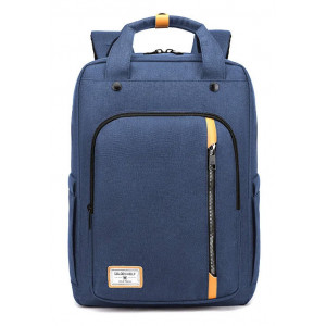 ARCTIC HUNTER τσάντα πλάτης GB00363-BL με θήκη laptop, αδιάβροχη, μπλε GB00363-BL