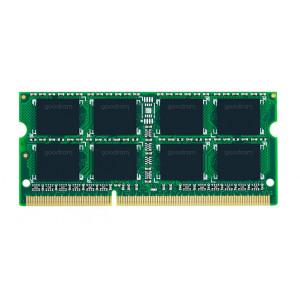 GOODRAM Μνήμη DDR3 SODimm GR1600S3V64L11-8G, 8GB, 1600MHz, CL11, 1.35v GR1600S3V64L11-8G