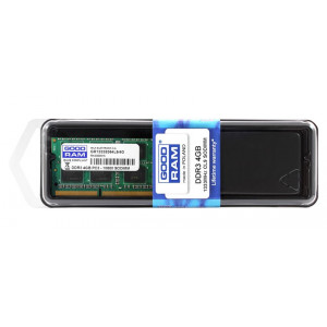 GOODRAM  so-dimm μνήμη τύπου DDR3, 4GB , 1600 , 12800, 1,35V