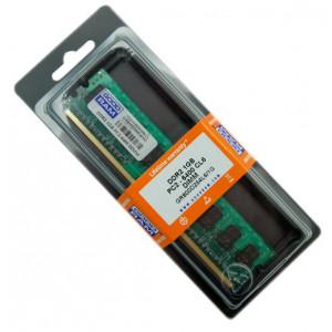 GOODRAM u-dimm μνήμη τύπου DDR2, 1GB , 800 GR800D264L6-1G