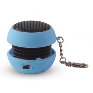 SETTY Speaker Pocket, 2.5Watt, 3.5mm jack, 180mAh, Blue