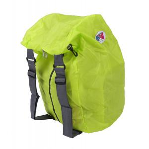 GREENGO Αναδιπλούμενη τσάντα ώμου/πλάτης, αδιάβροχη, 50x28x28cm, πράσινη GSM034151