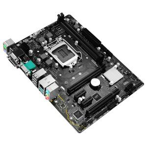 BIOSTAR μητρική H310MHG, 2x DDR4, s1151, USB 3.2, mATX H310MHG