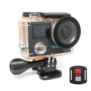 EKEN Action Cam H8R, UltraHD 4K 30fps, 14MP, WiFi, Waterproof, Black (ΕΩΣ 3 ΑΤΟΚΕΣ ΔΟΣΕΙΣ)