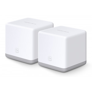 MERCUSYS Mesh Wi-Fi System Halo S3, 300Mbps, 802.11k/v, 2τμχ, Ver. 1.0 HALO-S3-2