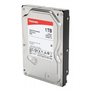 TOSHIBA σκληρός δίσκος P300 1ΤΒ, 3.5, 7200RPM, 64MB, SATA III HDWD110UZSVA