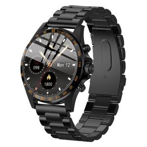 HIFUTURE smartwatch HiGEAR, 1.3, IP68, heart rate monitor, μαύρο HIGEAR-BK