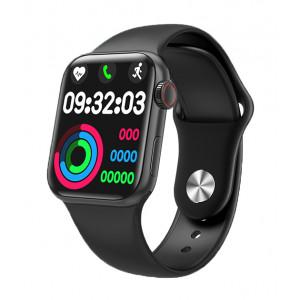 HIFUTURE smartwatch HITime Mini, 1.57, IP67, HR & Blood pressure, μαύρο HITIME-MINI-BK