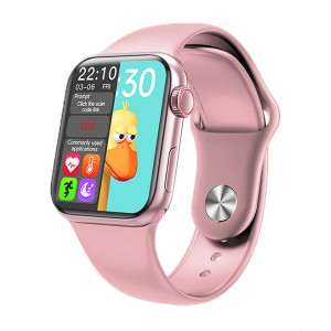 HIFUTURE smartwatch HITime Mini, 1.57, IP67, HR & Blood pressure, ροζ HITIME-MINI-PK