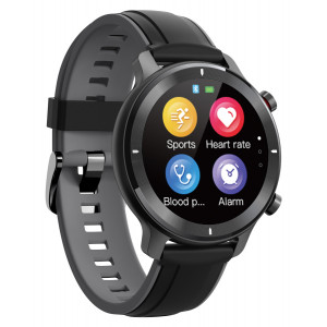 HIFUTURE smartwatch HiWAVE, 1.3, IP68, heart rate monitor, μαύρο HIWAVE-BK