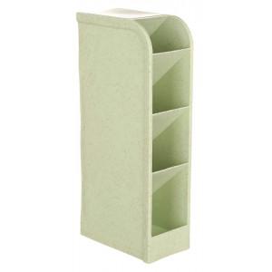 Μολυβοθήκη HUH-0003, 20.5 x 9.2 x 5.1cm, πράσινη HUH-0003