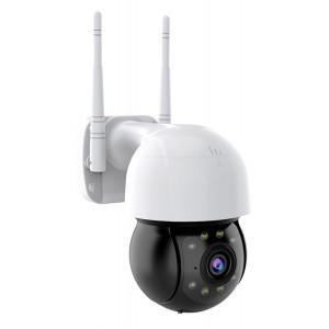 INNOTRONIK IP Δικτυακή κάμερα ICS-PT24, 3MP, WiFi, 360°, λευκή ICS-PT24