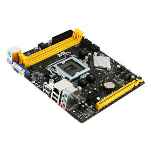 BIOSTAR Μητρική IH61MF-Q5, 2x DDR3, s1155, mATX, Ver. 1.0 IH61MF-Q5