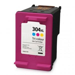 Συμβατό Inkjet για HP 304 XL, 13ml, μαύρο INK-H304XLC