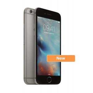 APPLE New Smartphone iPhone 6, 4G, 4.7, 1GB, 32GB, 8MP, Gray IPHN-6-32GR