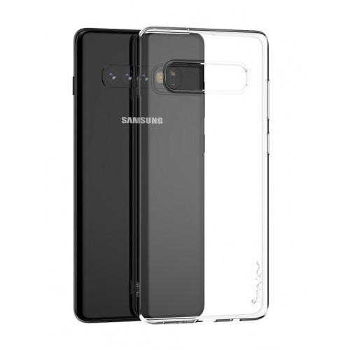 IPAKY Θήκη Effort TPU & Screen Protector για Samsung S10e, διάφανη IPK-034