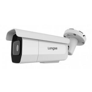 LONGSE Κάμερα, 2.7-13.5mm, 2MP, Poe, SD card, αδιάβροχη, μεταλλική IPP-010
