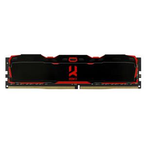GOODRAM μνήμη DDR4 UDIMM IR-X3000D464L16S-8G, 8GB, 3000MHz, 16-18-18 IR-X3000D464L16S-8G