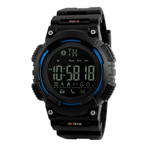 INTIME Smartwatch SW-V02, Pedometer, Remote Camera, αδιάβροχο IT-012