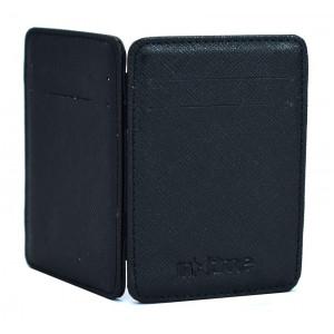 INTIME έξυπνο πορτοφόλι IT-013, RFID, PU leather, μαύρο IT-013