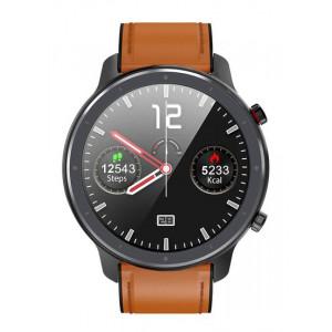 ΙΝΤΙΜΕ Smartwatch L11, 1.3 έγχρωμο, IP68, HR & Blood pressure, μαύρο IT-032