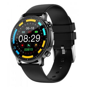 ΙΝΤΙΜΕ smartwatch V23 Pro, 1.3 έγχρωμο, IP67, HR & Blood pressure, μαύρο IT-035
