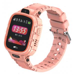 INTIME smartwatch IT-039, 1.44, IP67, HD camera, GPS, ροζ IT-039