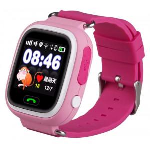 INTIME smartwatch IT-041, 1.22, GPS, ροζ IT-041