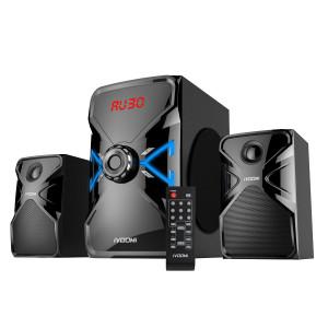 IVOOMi ηχεια iVO-2167 SUF BT 2.1ch, USB/SD/FM/BT, 50W, τηλεχειριστηριο IVO-2167SUFBT