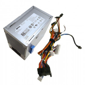 DELL used PSU J556T, for W/S T5500, 875W J556T