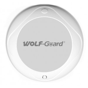 WOLF GUARD ασύρματη σειρήνα εσωτερικού χώρου JD-11, ηχητική και οπτική JD-11