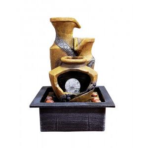 Συντριβάνι Feng Shui JK-180, Amphoras, 35 x 25 x 20cm JK-180-007