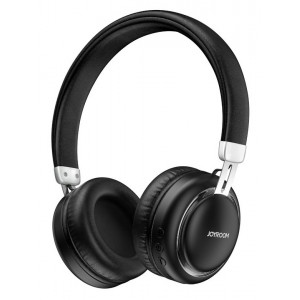 JOYROOM headphones JR-HL1, wireless & wired, BT 5.0, μαύρα JR-HL1-BK