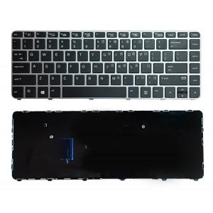 Πληκτρολόγιο για HP EliteBook 745 G3/840 G3, μαύρο KEY-096