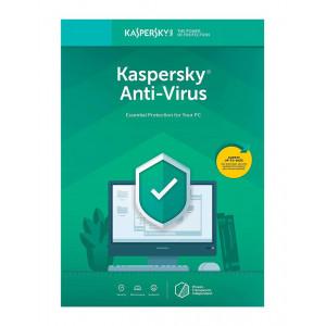 KASPERSKY Anti-Virus 2019, 3 συσκευές, 1 έτος, EU KL1171U5CFS-9FFP