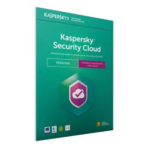 KASPERSKY Security Cloud, 5 συσκευές, 1 χρήστης, 1 έτος, English KL1923U5EFS-8FFP
