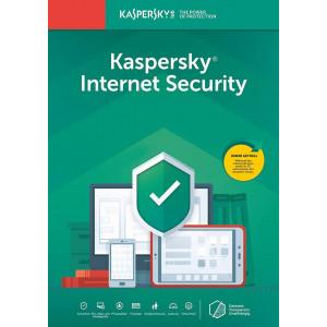 KASPERSKY Internet Security 2019, 3 Άδειες, 1 έτος, EU KL1939U5CFS-9FFP
