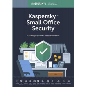 KASPERSKY Small Office Security 2019, 5 συσκευές & 1 server, 1 έτος, EU KL4535U5EFS-FFP