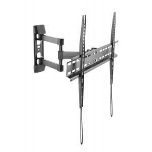 BRATECK Επιτοιχια Βαση Διπλου Βραχιονα για Monitor 37 - 70, 35kg KLA28-463