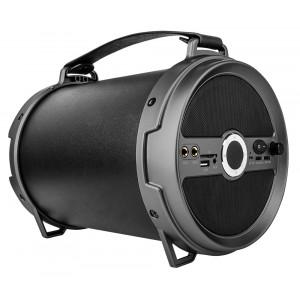 KRUGER&MATZ φορητό ηχείο KM0529XXL, 18W RMS, 1800 mAh, BT/SD, μαύρο KM0529XXL