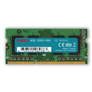 IMATION Μνήμη DDR3 SODimm KR14080015DR, 8GB, 1600MHz, PC3-12800, CL11 KR14080015DR