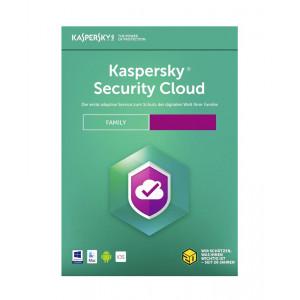 KASPERSKY Security Cloud, 20 συσκευες, 20 χρηστες, 1 ετος, English KSC20201