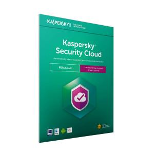 KASPERSKY Security Cloud, 3 συσκευες, 1 χρηστης, 1 ετος, English KSC311