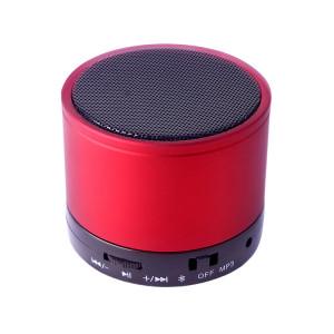 KISONLI Φορητό ηχείο K-S10, Bluetooth, SD/FM/Aux in, Handsfree, κόκκινο KSN-K-S10-RD