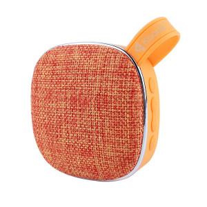 KISONLI Φορητό ηχείο R1, Bluetooth, SD/FM/Aux in, Handsfree, πορτοκαλί KSN-R1-OR